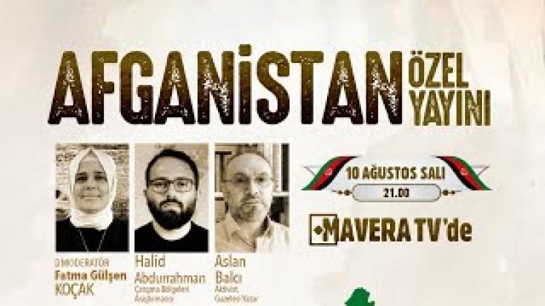 Afganistan Özel Yayını