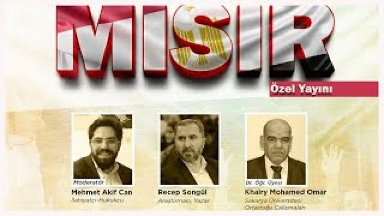 MISIR ÖZEL YAYINI - Recep Songül, Dr.Öğr.Üyesi Khairy Mohamed Omar
